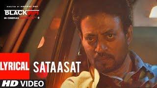 Sataasat Lyrical Video Song   Blackmail   Irrfan Khan   Amit Trivedi   Amitabh Bhattacharya