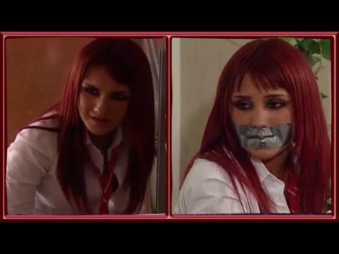 Xxx Mp4 Dulce María Bound And Tape Gagged 3gp Sex