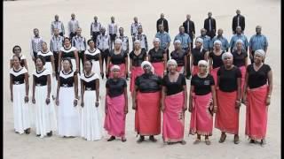 Maisha yangu Kwaya ya mwenye heri anuarite Makuburi Mimina Neema