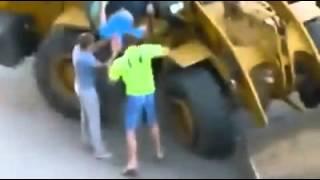 سائق شيول في حالة سكر(الحمد لله على نعمة العقل)