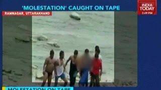 Uttrakhand: Caught On Camera Girl Molested & Thrashed