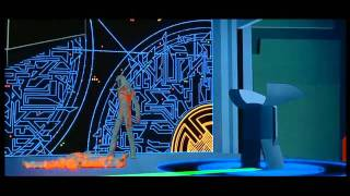 Tron 1982 Light Cicle Part 1