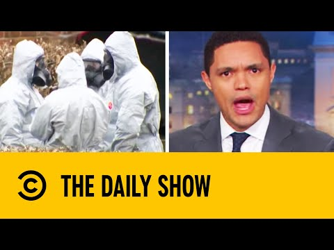 Putin Dodges Poisoning Allegations The Daily Show With Trevor Noah