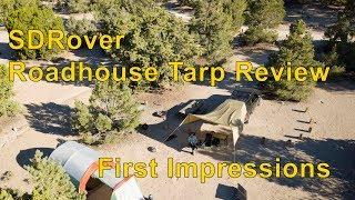 Roadhouse Tarp by Slumberjack First Impressions