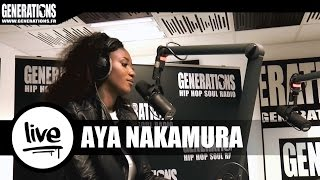 Aya Nakamura - Brisé (Live des studios de Generations)