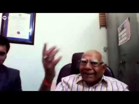 Shri Ram Jethmalani's Birthday Address