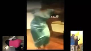 رقس معلاية لسعودية مولعة بجسم ملوش نهاية -- رقص خليجي مو طبيعي