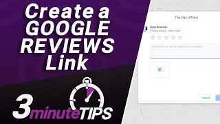 Google Reviews Link - Generate a Link for Your Clients and Customers to Leave a Review