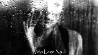 Valo Lage Na - Sanjeeb Chowdhury