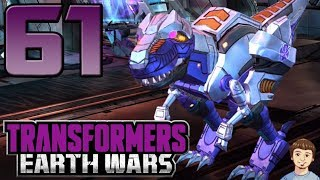 Transformers: Earth Wars - PART 61 - Beast Wars Megatron Gameplay!