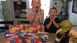 Bean Boozled Challenge, Blind Boxes, Boxing Gloves, and Poor Yoda - LIVE!