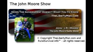 WATCH Today On The John Moore Radio Show