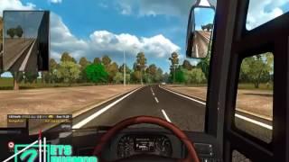 keren abis game buss om telolet om 2016  #euro truck simulator