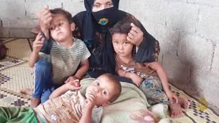 الشتاء كابوس يداهم هذه الأسرة السورية يتيمة الأب وقعيدة الأم