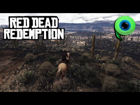 Red Dead Redemption MASTER HUNTER PS3 Gameplay