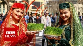 Nowruz: How 300m people celebrate Persian New Year - BBC News