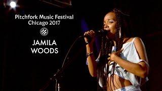 Jamila Woods | Pitchfork Music Festival 2017 | Full Set
