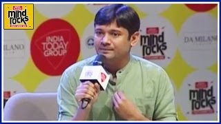 Mind Rocks 2016: Kanhaiya Kumar Modi-ed Out At Youth Summit