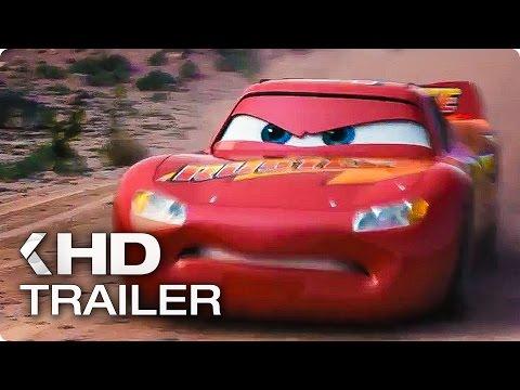 CARS 3 Trailer 3 2017
