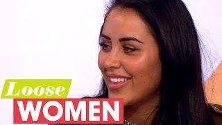 Saira And CBB's Marnie Simpson Reunite On The Show | Loose Women