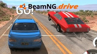 BeamNG drive | Destrucción Total (senseless destruction)