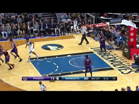 Quarter 3 One Box Video :Timberwolves