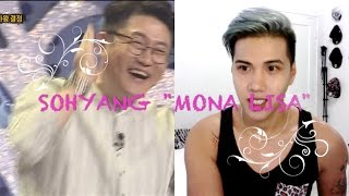 Reaction 소향(Sohyang) - 모나리자 Mona Lisa(2017.05.21. MBC 복면가왕 King of Mask Singer)