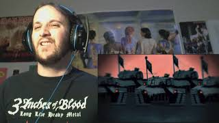 Raubtier - Achtung Panzer (Reaction)