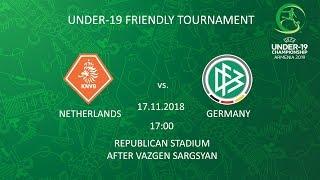 Netherlands U-19 - Germany U-19