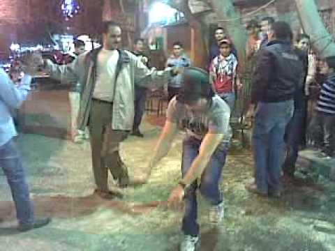 عبده افيونه 2009 فى شارع 10 المعادى