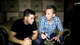Cody Cummings with Naked Boy - Piranha Vegas