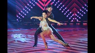 ¡Tremendo! Gabo y Lourdes bailaron su Chachapop en la semifinal de Bailando 2017