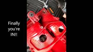 Changing VW Touran Brake Lights