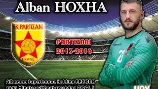 Alban Hoxha - Partizani [HD]