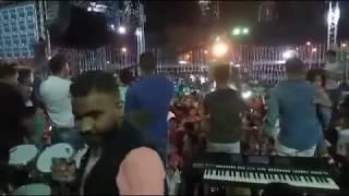 حسن شاكوش مع اورج اسلام شيبسي في الفيوم 2017 | Hassan Shakosh Fe El Fayoum