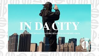 Batz Ninja - In da City ft. Nature, Dynasty, DJ Chubby Chub, Hyldon (prod. Papatinho)