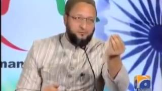 Owaisi Answer about indian muslim to pakistan