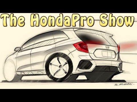 Honda News NEW CRV RUMORS - CIVIC 6 SPEED TURBO - ACURA CD-X