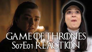 REACTION: Game of Thrones Season 7 Episode 1