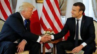 Leaders break unspoken rule while Trump