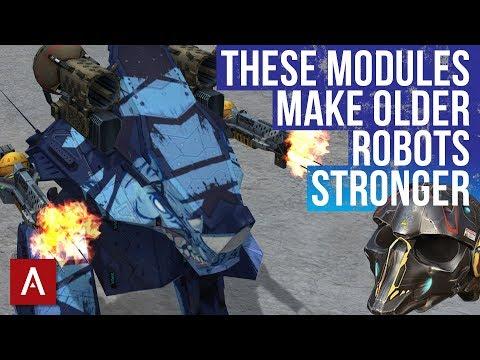 Xxx Mp4 War Robots 8 NEW Modules These Modules Make Older Robots STRONGER Test Server 4 6 WR 3gp Sex