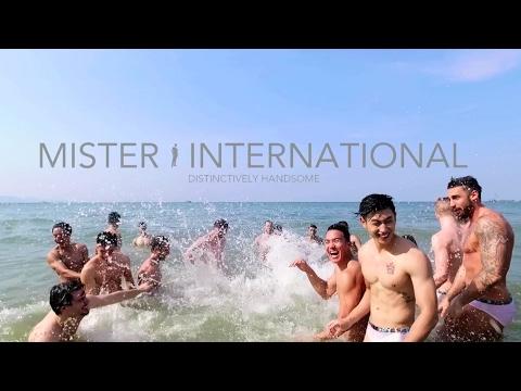 Mister International Swimwear