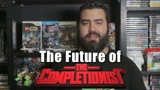 The Future Of The Completionist | The Completionist
