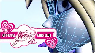 Winx Club Magical Adventure: Sketches and Modeling