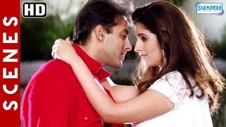 Salman Khan & Twinkle Khanna Romantic Scenes [HD] Jab Pyaar Kisise Hota Hai Bollywood Romantic Scene