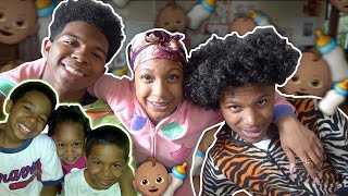 MY MOM TURNED ME AND MY SIBLINGS BACK INTO BABIES! *we didn