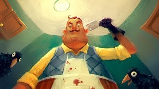Hello, Neighbor Reveal Trailer (Survival Horror Game)
