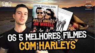 OS 5 MELHORES FILMES COM HARLEY-DAVIDSON