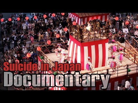 SAVING 10,000 - Winning a War on Suicide in Japan - 自殺者1万人を救う戦い - Japanese Documentary
