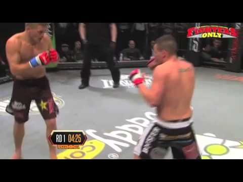 Fighters Only Mixtape: BAMMA 11
